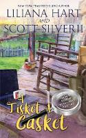 A Tisket A Casket (Book 2) - Harley and Davidson Mystery 2 (Paperback)