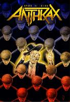 Anthrax: Among The Living (Paperback)