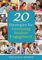 20 Strategies for Increasing Student Engagement (Paperback)
