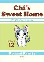 Chi's Sweet Home: Volume 12 (Paperback)