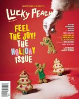 Lucky Peach Issue 13: Feel the Joy, the Holiday Issue (Paperback)