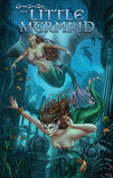 Grimm Fairy Tales Presents: The Little Mermaid (Paperback)