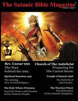 The Satanic Bible Magazine (Paperback)