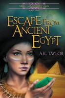 Escape from Ancient Egypt - Neiko Adventure Saga 2 (Paperback)