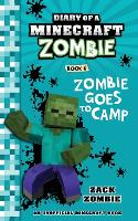 Zombie Goes to Camp Diary# 6 (Paperback)