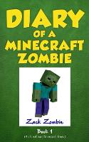 Diary of a Minecraft Zombie Book 1: A Scare of a Dare - Diary of a Minecraft Zombie 1 (Paperback)