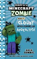 Diary of a Minecraft Zombie, Book 14: Cloudy with a Chance of Apocalypse - Diary of a Minecraft Zombie 14 (Paperback)