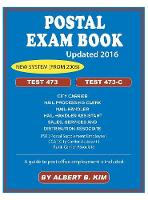 Postal Exam Book: For Test 473 and 473-C (Hardback)