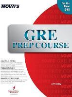 GRE Prep Course (Hardback)