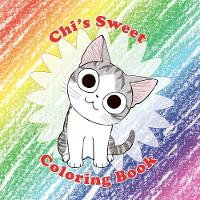 Chi's Sweet Coloring Book (Paperback)
