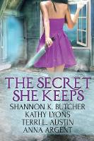 The Secret She Keeps: Four Paranormal Romance Stories (Paperback)