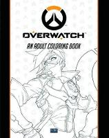 Overwatch Coloring Book (Paperback)