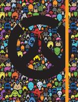 Overwatch: All Over Character Icon Notebook (Hardback)