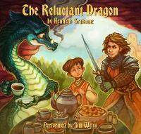 The Reluctant Dragon: By Kenneth Grahame - The Jim Weiss Audio Collection (CD-Audio)