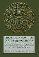 Three Magical Books of Solomon (Hardback)