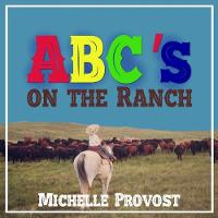 ABC's on the Ranch (Paperback)