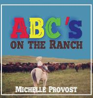 ABC's on the Ranch (Hardback)