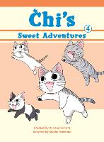 Chi's Sweet Adventures, 4 (Paperback)