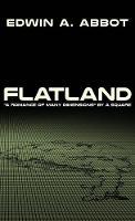Flatland: A Romance of Many Dimensions by a Square (Hardback)