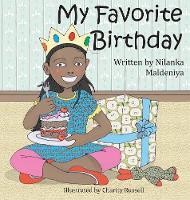My Favorite Birthday - My Favorite (Hardback)