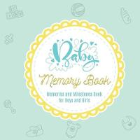 Baby Books First Year Memory Book
