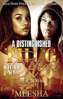 A Distinguished Thug Stole My Heart: G and Nova - Distinguished Thug Stole My Heart 1 (Paperback)