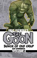 The Goon: Bunch of Old Crap Volume 5: An Omnibus (Paperback)