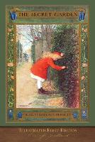 The Secret Garden: Illustrated First Edition (Paperback)