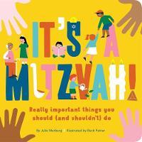It's A Mitzvah! (Board book)