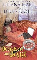 Deceased and Desist (Book 5) - Harley and Davidson Mystery 5 (Paperback)