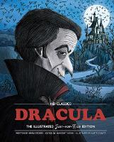 Dracula - Kid Classics: The Classic Edition Reimagined Just-for-Kids! (Illustrated & Abridged for Grades 4 - 7) (Kid Classic #2) - Kid Classics 2 (Hardback)