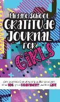 Middle School Gratitude Journal for Girls