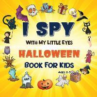 I Spy Halloween Book
