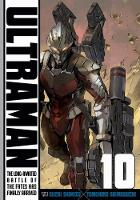 Ultraman, Vol. 10 - Ultraman 10 (Paperback)