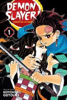 Demon Slayer: Kimetsu no Yaiba, Vol. 1 - Demon Slayer: Kimetsu no Yaiba 1 (Paperback)