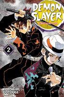 Demon Slayer: Kimetsu no Yaiba, Vol. 2 - Demon Slayer: Kimetsu no Yaiba 2 (Paperback)