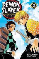 Demon Slayer: Kimetsu no Yaiba, Vol. 3 - Demon Slayer: Kimetsu no Yaiba 3 (Paperback)