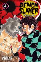 Demon Slayer: Kimetsu no Yaiba, Vol. 4 - Demon Slayer: Kimetsu no Yaiba 4 (Paperback)