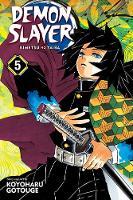 Demon Slayer: Kimetsu no Yaiba, Vol. 5 - Demon Slayer: Kimetsu no Yaiba 5 (Paperback)