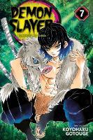 Demon Slayer: Kimetsu no Yaiba, Vol. 7 - Demon Slayer: Kimetsu no Yaiba 7 (Paperback)