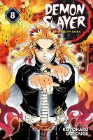 Demon Slayer: Kimetsu no Yaiba, Vol. 8 - Demon Slayer: Kimetsu no Yaiba 8 (Paperback)