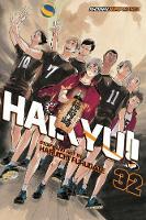 Haikyu!!, Vol. 32 - Haikyu!! (Paperback)
