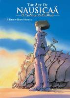 The Art of Nausicaa of the Valley of the Wind - The Art of Nausicaa of the Valley of the (Hardback)