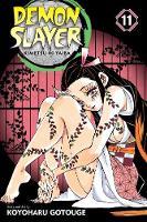 Demon Slayer: Kimetsu no Yaiba, Vol. 11 - Demon Slayer: Kimetsu no Yaiba 11 (Paperback)
