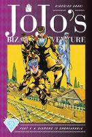 JoJo's Bizarre Adventure: Part 4--Diamond Is Unbreakable, Vol. 3 - JoJo's Bizarre Adventure: Part 4--Diamon 3 (Hardback)