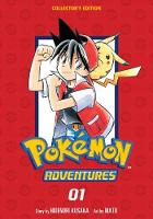 Pokemon Adventures Collector's Edition, Vol. 1 - Pokemon Adventures Collector's Edition 1 (Paperback)