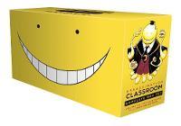 Assassination Classroom Complete Box Set - Assassination Classroom (Paperback)