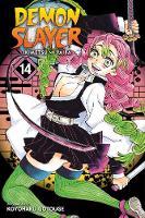 Demon Slayer: Kimetsu no Yaiba, Vol. 14 - Demon Slayer: Kimetsu no Yaiba 14 (Paperback)
