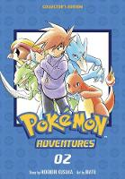 Pokemon Adventures Collector's Edition, Vol. 2 - Pokemon Adventures Collector's Edition 2 (Paperback)