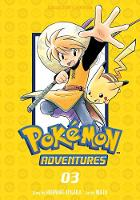 Pokemon Adventures Collector's Edition, Vol. 3 - Pokemon Adventures Collector's Edition 3 (Paperback)
